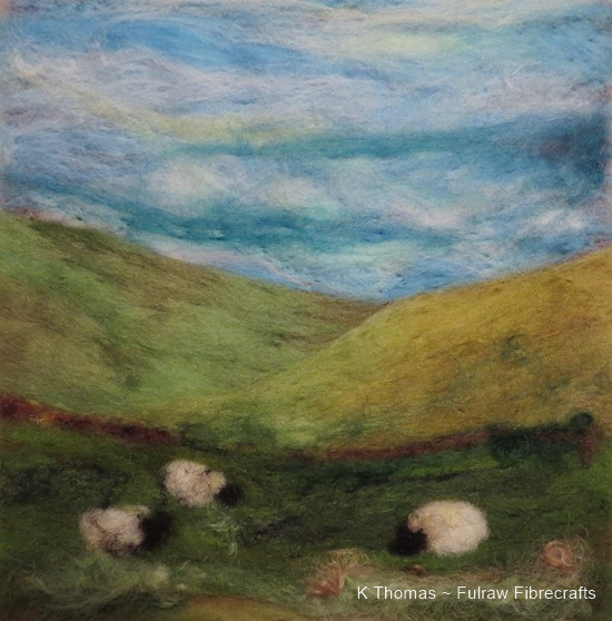 Three Sheep in the Glen